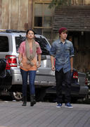 th 55563 Selena9 123 104lo Selena Gomez   at a restaurant in Hollywood 01/10/2012