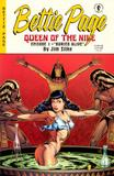 Bettie Page - queen of the Nile 1