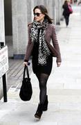 Филиппа Шарлотта 'Пиппа' Мидлтон, фото 106. Philippa Charlotte 'Pippa' Middleton Out and about in London - 10/01/12, foto 106