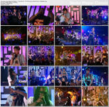 Keri Hilson & Lil Wayne - Turnin Me On - 03.27.09 (Jimmy Kimmel Live) - SDTV