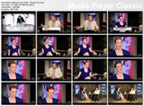 Deborah Ann Woll - Singing on &amp;quot;Rough Cut&amp;quot; - Aug 15, 2012