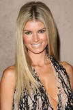 Marisa Miller shows legs in ultra short dress at Maxim's 2008 Hot 100 Party