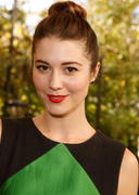 Mary Elizabeth Winstead - CFDA Vogue Fashion Fund Event in Los Angeles 10/25/12