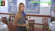 Vanessa Oliveria sensual na Rtp