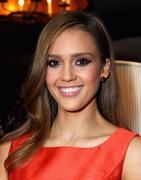 Jessica Alba - V-Day Cocktails And Conversation With Eve Ensler in West Hollywood, February 21, 2012