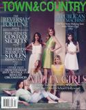 Aubrey Plaza, Analeigh Tipton, Megalyn Echikunwoke, Caitlin Fitzgerald, Carrie MacLemore, Greta Gerwig - Town & Country - April 2012 (x11)