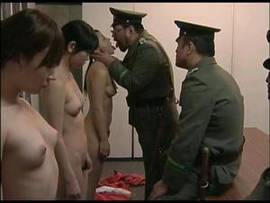 Female prisoners of war sex videos
