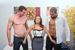 Naughty Office - Liza del Sierra **February 10, 2012**