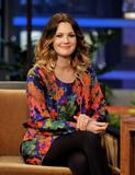 Дрю Бэрримор, фото 2844. Drew Barrymore 'The Tonight Show with Jay Leno' in Burbank - 02.02.2012*>> Video <<, foto 2844,