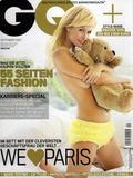 We love Paris (Hilton) - GQ (D) 9/2007 x 7