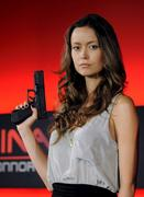 Summer Glau - 'Terminator The Sarah Connor Chronicles (Second Season)' DVD conference in Japan (may 28, 2009)