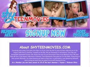 Shyteenmovies Real Amateur Teen 69