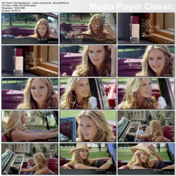 ELLE MACPHERSON - Revlon Commercial